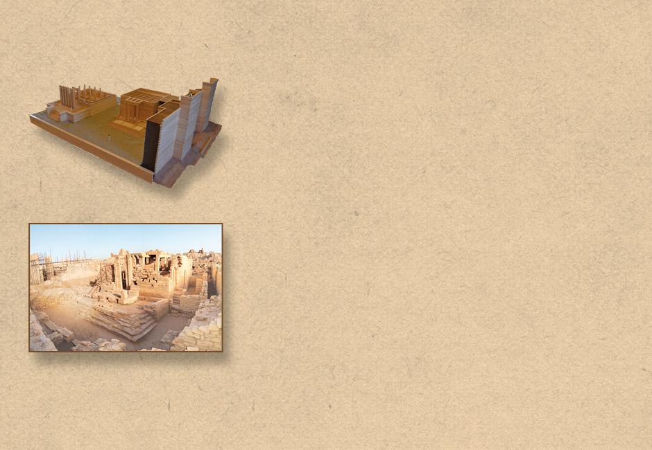 I templi di Baraqish